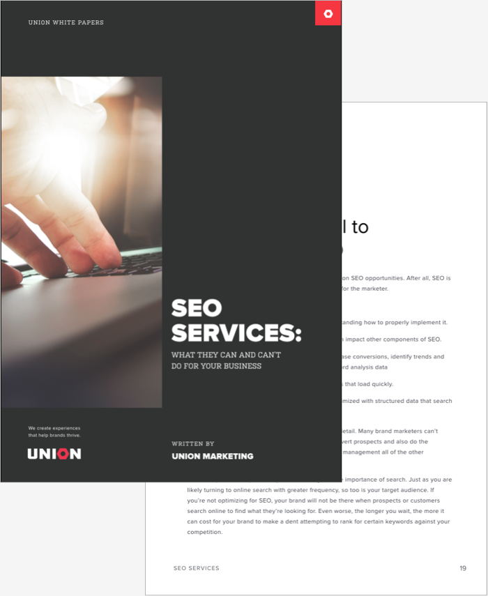 SEO Services White Paper